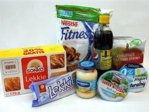 Dietetyczne pułapki