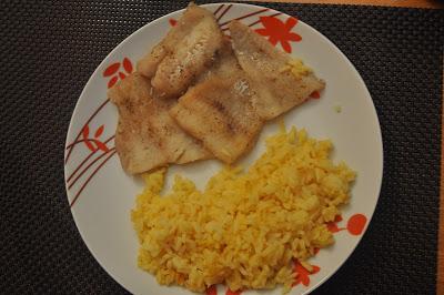 Przepis na dietetyczną rybę
