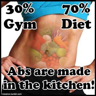 Mity o mięśniach brzucha