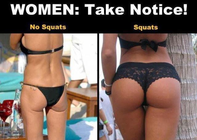 Jak wykonywać Squat ?