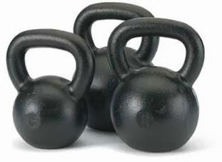 Kettlebell – trening wielu mięśni w jednym odważniku
