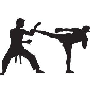 Sztuki walki sposobem na zbędne kilogramy