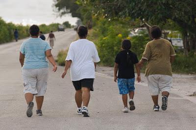 Jaką wybrać aktywność dla osób z dużą nadwagą ?