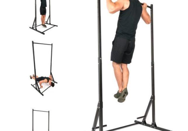 Domowa siłownia cz.3 poręcze do ćwiczeń