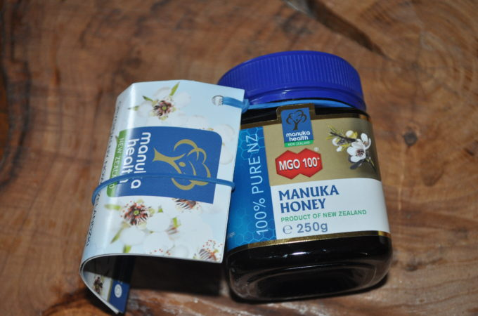 Miód Manuka czyli zdrowotny specjał prosto z Nowej Zelandii.