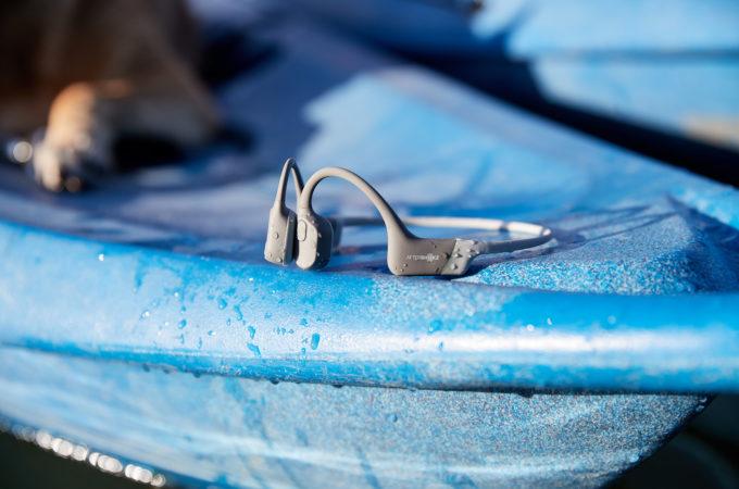 Aeropex – słuchawki, w których można pływać